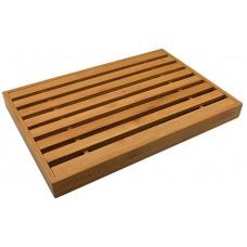 Tábua de Bambu para Pão 37 x 25 x 3,3 cm