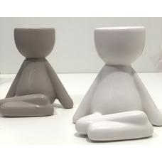 Vaso Decorativo Bob Sentado
