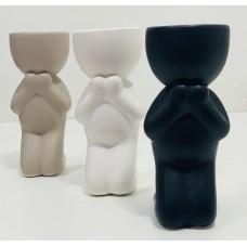 Vaso Decorativo Bob Joelhos