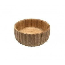Bowl Canelado em Bambu 15 cm