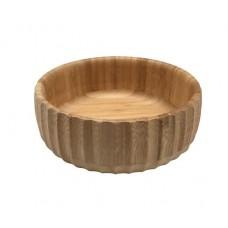 Bowl Canelado em Bambu 19 cm