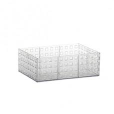 Organizador Empilhável - 23 x 16 x 8 cm