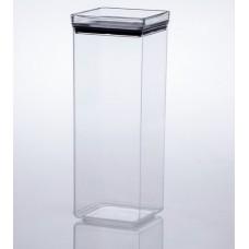 Pote Hermético Quadrado 2200 ml